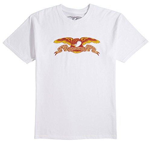 Anti-Hero Eagle T-Shirt - White - LG