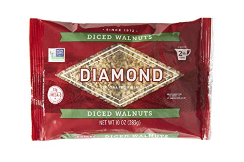 Diamond of California, Finely Diced Walnuts, 10 oz.