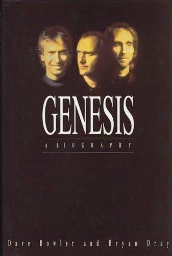 """Genesis"": A Biography"