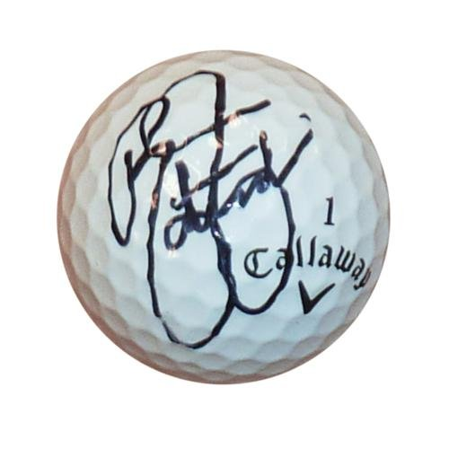 Golf Collectible (Rickie Fowler Autographed Golf Ball - JSA)