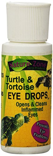 Nature Zone SNZ59211 Turtle Eye Drops, 2-Ounce by Nature Zone