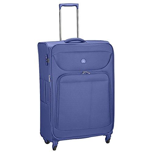 Delsey Valigia, blu (Blu) - 0000357381112