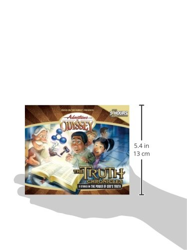 The Truth Chronicles (Adventures in Odyssey) by Tyndale House Publishers (Image #1)