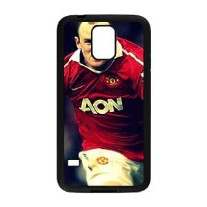 Wayne Rooney Black Phone Case for Samsung Galaxy S5