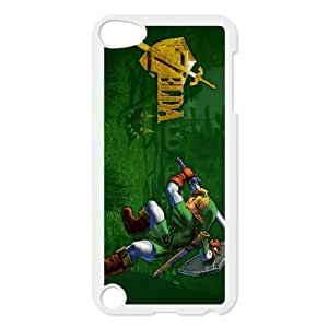 iPod Touch 5 Case White The Legend of Zelda Ocarina of Time LSO7820091