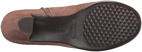 Taupe Aerosoles Women's Boot Fabric Petroleum qnfgvn7
