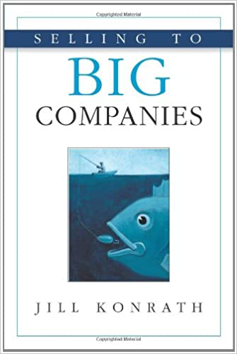 Famous Sales Books - Selling to Big Companies