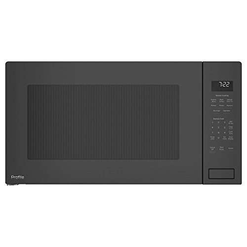 GE Profile PEB7227BLTS 25 Inch Built In Microwave Oven with