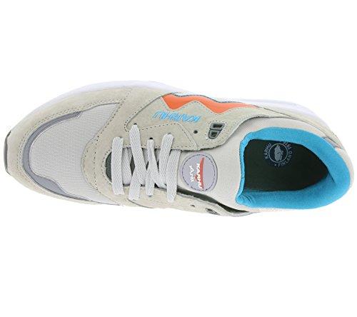 KARHU-Zapatos KARHU Aire Grises Blancas y P/F 803010-302899 y de 2016
