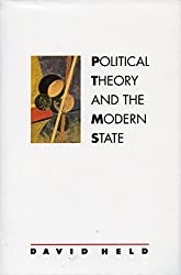 Political Theory and the Modern State: Essays on State, Power, and Democracy