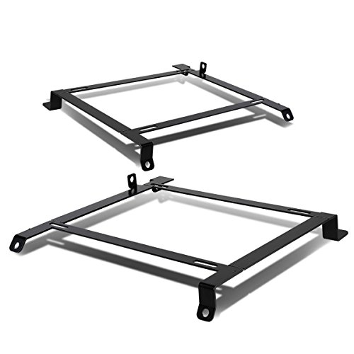 (For Nissan 240SX S13/S14 Pair of Tensile Steel Low Mount Racing Seat Bracket)