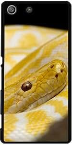 Funda para Sony Xperia M5 - Reptil Serpiente by WonderfulDreamPicture