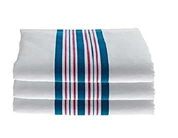 Elivo Baby Receiving Hospital Blankets - Ideal as Swaddle Blankets for  Newborns - 100% Cotton e5e953334