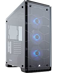 Corsair Crystal Series 570X RGB - Tempered Glass, Premium ATX...