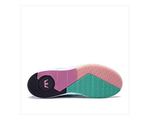 Rose uomo White Supra Sneaker multicolore Sneaker Supra Mint gvvqaO