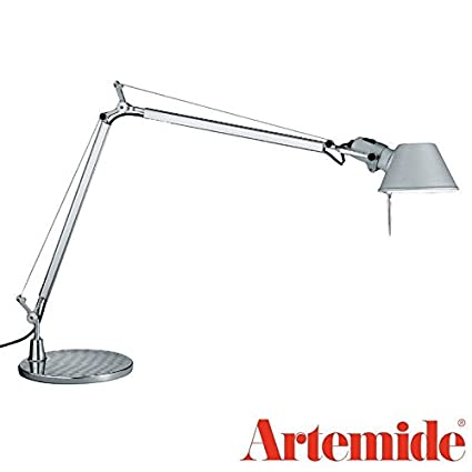 Artemide TOLOMEO LED Table Lamp A004800 A004030 Base 230mm 9.05u0026quot; 10W  3000K 480lm Dimmable