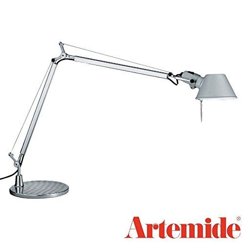 1 opinioni per Artemide Tolomeo LED Lampada da Tavolo Base 23 cm A004800 10W 3000K 480lm