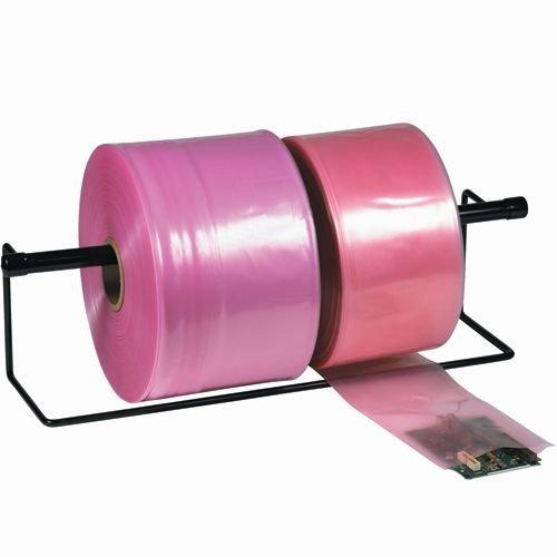 Film Tubing (Aviditi PTAS0604 Anti-Static Poly Tubing, 6