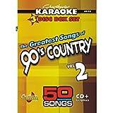 Karaoke: Greatest Songs of 90s Country 2