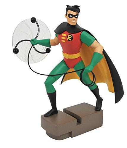DIAMOND SELECT TOYS DC Gallery: Batman The Animated Series: Robin PVC Vinyl Figure