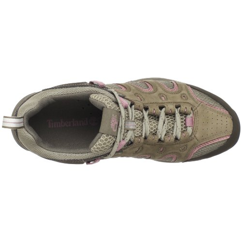 Timberland Zapatillas Ledge topo / rosa