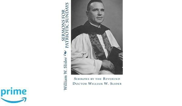 Sermons for Patriotic Sundays