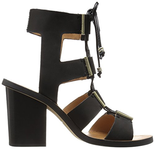 buy cheap online Dolce Vita Women's Witley Heeled Sandal Black Leather release dates sale online exclusive for sale sneakernews sale online X20e2135BF