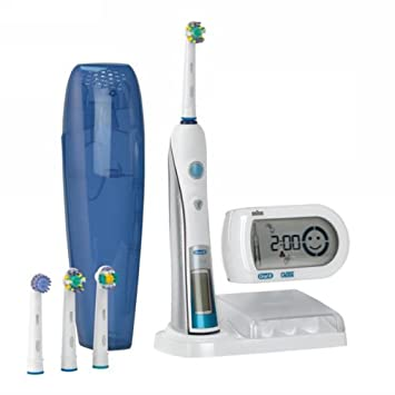 Image Unavailable. Image not available for. Color: Oral-B Braun Triumph 5000 ...