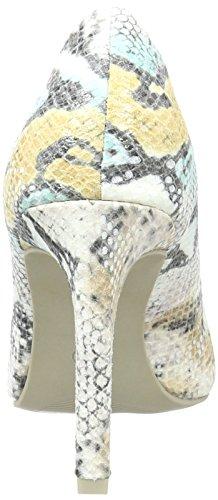 Marco Tozzi22412 - Zapatos de Tacón Mujer Multicolor (Multicolour 990)