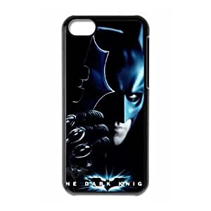 Batman iPhone 5c Phone Case Black as a gift H6992043
