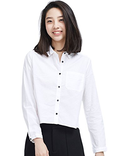 meters-bonwe-womens-solid-long-sleeve-high-low-button-down-classic-shirt-white-xl