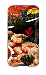 TqXsUXA12177jyakR JeffreySCovey Awesome Case Cover Compatible With Galaxy S5 - Food Other