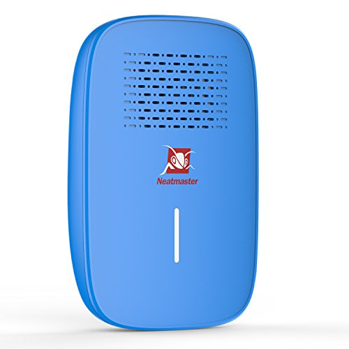 Neatmaster Ultrasonic Pest repeller Electronic Pest Reject - Pest Control for Ants, Mice, Roach, Spider and More
