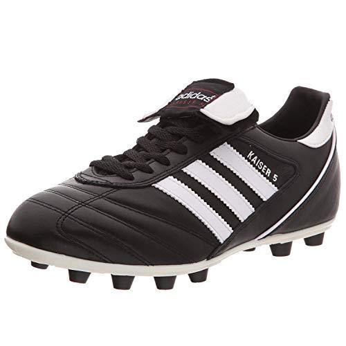 adidas Kaiser 5 Liga FG Firm Ground Mens Soccer Boot Black/White - US 11