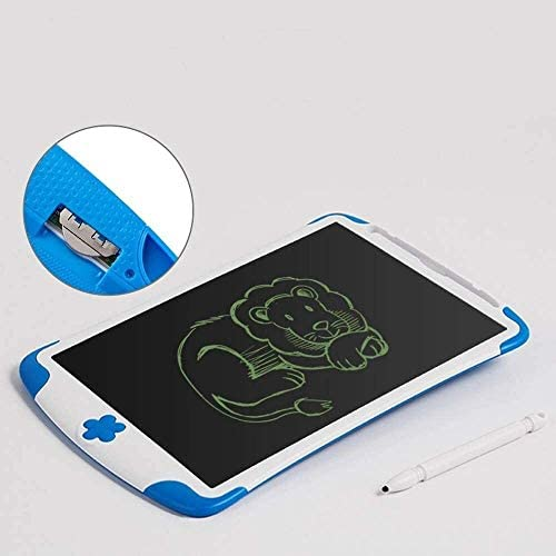 Jiyou Zeichenblöcke für Kinder BMWY LCD Writing Tablet 8,5 Zoll, Mini Kids Tablet Tablet for Child Education, Student Bildung, Notizen, Kinder Geschenk Grafiktablet