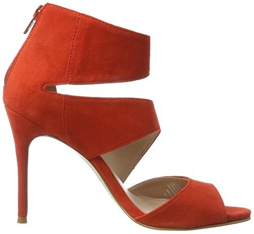 Carvela Gene NP, Scarpe Col Tacco Donna Arancione (Arancione )