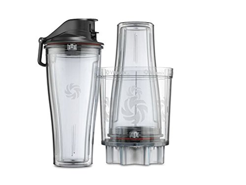 Used, Vitamix Personal Cup and Adapter for sale  Delivered anywhere in USA