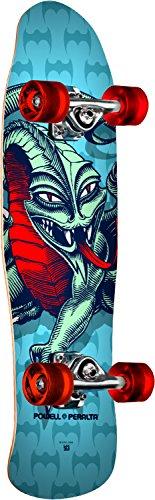 Powell-Peralta Mini Cab Dragon Ii 07 Complete Skateboard, Black (Powell Dragon Cab)