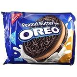 Oreo Peanut Butter Cookies 15.25 OZ (432g)