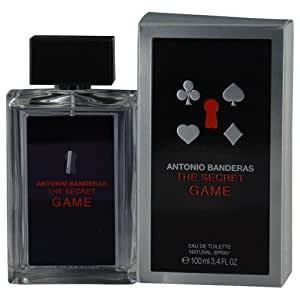 Amazon.com : Antonio Banderas The Secret Game Eau de
