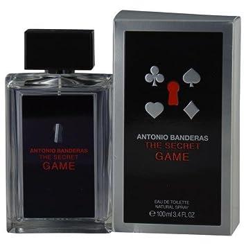 adeb71670 Amazon.com   Antonio Banderas The Secret Game Eau de Toilette Spray for  Men