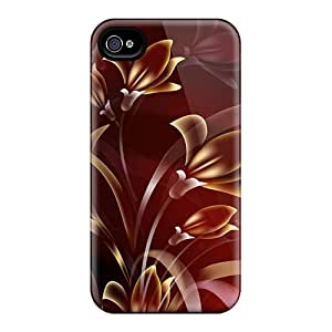 Scratch Protection Cell-phone Hard Cover For Iphone 4/4s With Custom High Resolution Iphone Wallpaper Pictures JonBradica