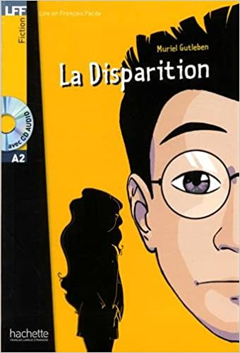 La Disparition Livre Cd Audio Lire En Francais Facile