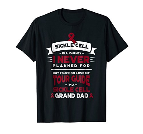 Sickle Cell Awareness Shirt Anemia Support Journey Grand (Anemia Support)
