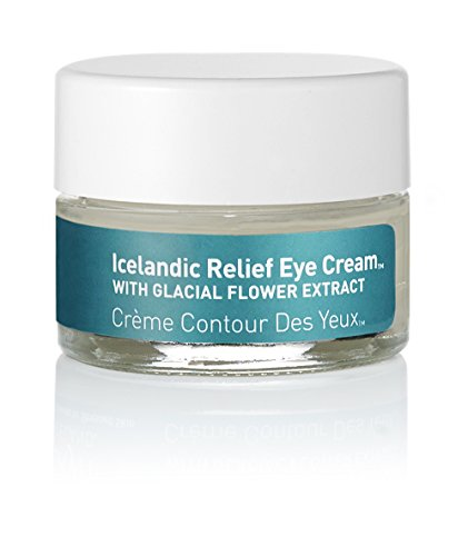 (skyn ICELAND Icelandic Relief Eye Cream with Glacial Flower Extract)