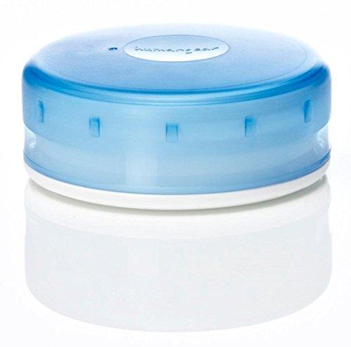 Humangear GoTubb, 3-Pack, Medium (2oz), Clear/Green/Blue