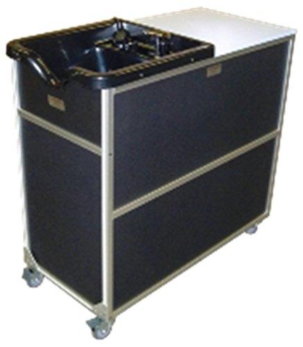Monsam PSE-2005S Portable Shampoo Sink with Sprayer, Blue by Monsam Enterprises