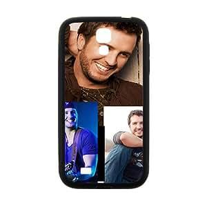 QQQO Luke Bryan Cell Phone Case for Samsung Galaxy S4