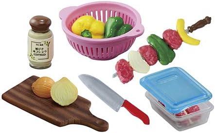 Re-ment Miniature picnic Let/'s go weekend camp 700yen rement No.01