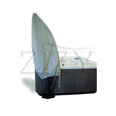 Hot Tub And Spa Side Umbrella Protective Cover: Garden & Outdoor